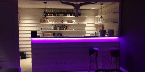 Handgemaakte bar