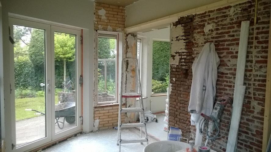 Keuken Uitbouw Design : Keuken uitbouw wassenaar michel smit